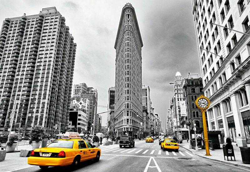 Puzzle Educa Edificio Flatiron, Nueva York de 1000 Piezas