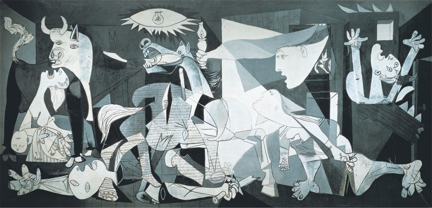 Puzzle Educa Guernica (Piezas Miniaturas) de 1000 Piezas