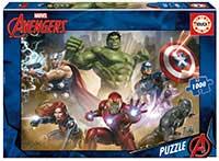 Puzzle Educa Los Vengadores de 1000 Piezas