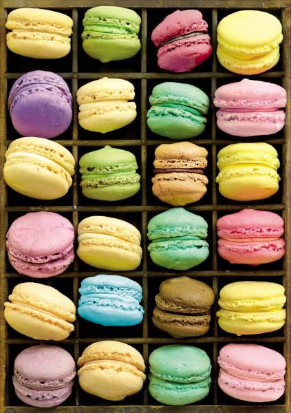 Puzzle Educa Macarons de 1000 Piezas