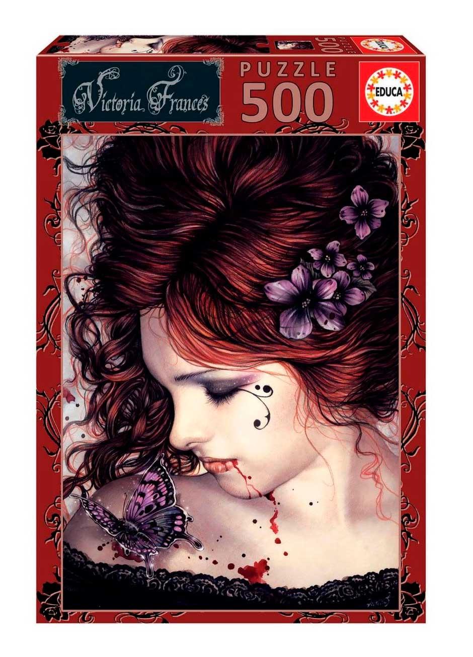Puzzle Educa Mariposa de 500 Piezas