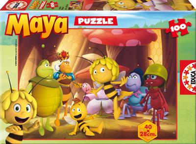 Puzzle Educa Maya 100 de 100 Piezas