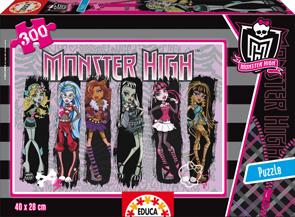 Puzzle Educa Monster High (300 Piezas) de 300 Piezas