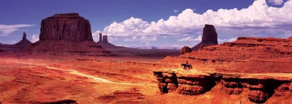 Puzzle Educa Monument Valley, EUA de 1000 Piezas