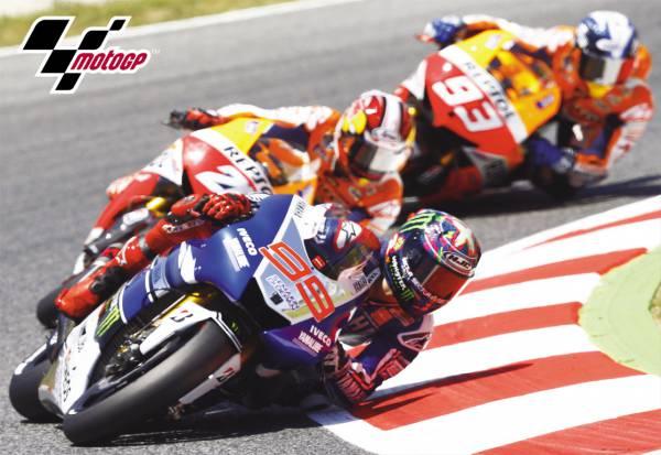 Puzzle Educa Moto GP de 500 Piezas