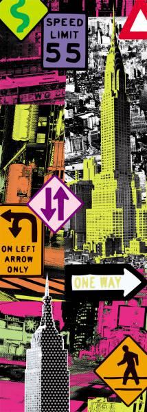 Puzzle Educa New York Pop Art de 2000 Piezas