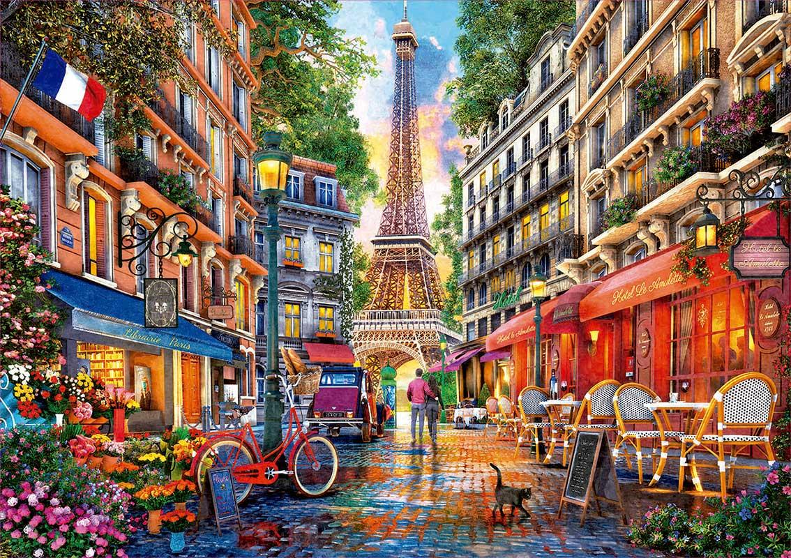 Puzzle Educa París de 1000 Piezas