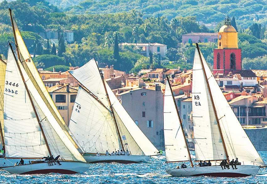 Puzzle Educa Regata en Saint-Tropez 1000 Piezas