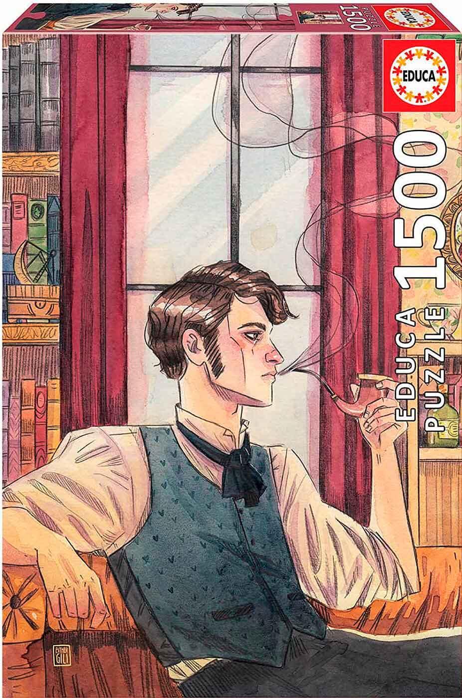 Puzzle Educa Sherlock de 1500 Piezas