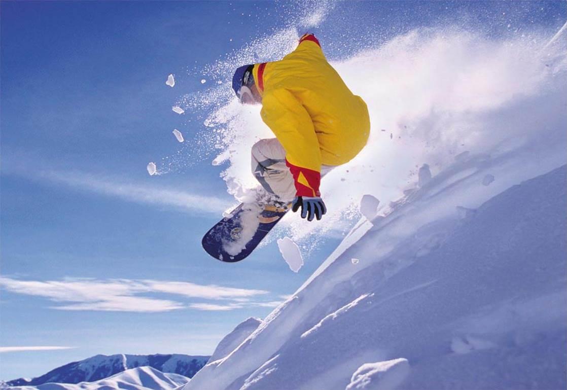 Puzzle Educa Snowboard de 500 Piezas