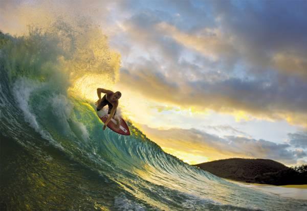 Puzzle Educa Surf de 500 Piezas