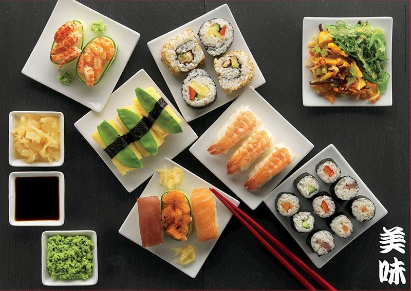 Puzzle Educa Sushi de 500 Piezas