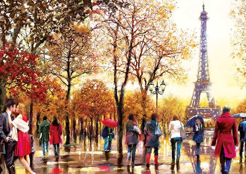 Puzzle Educa Torre Eiffel 300 Piezas XXL