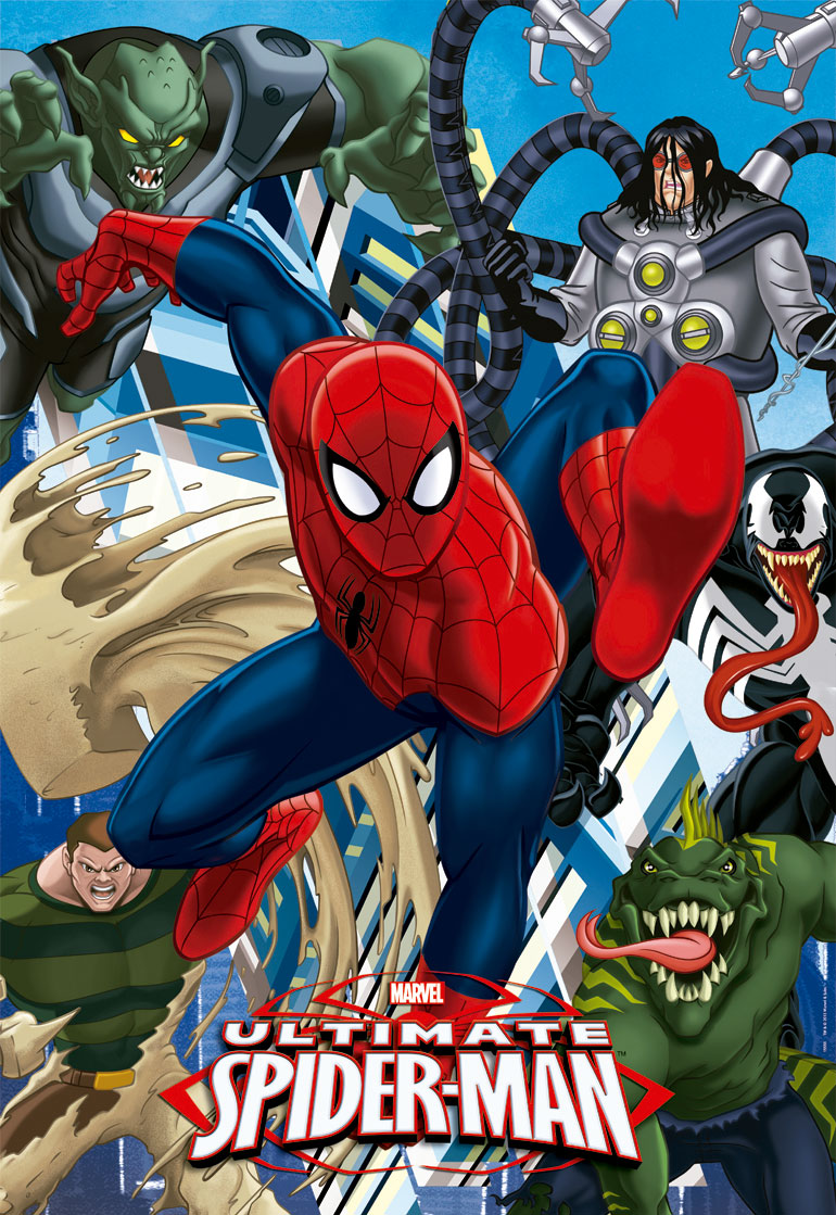 Puzzle Educa Ultimate Spiderman de 500 Piezas