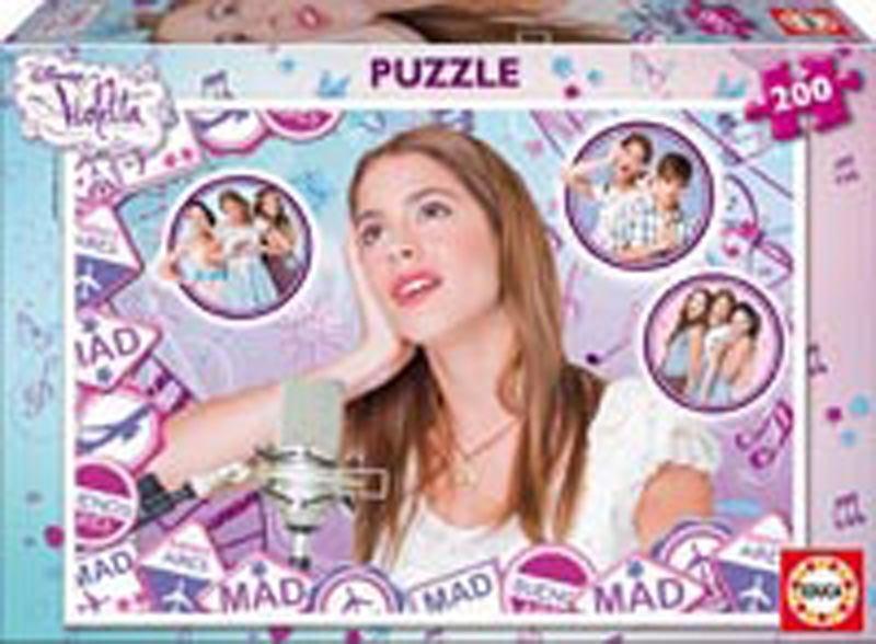 Puzzle Educa Violetta 200 de 200 Piezas