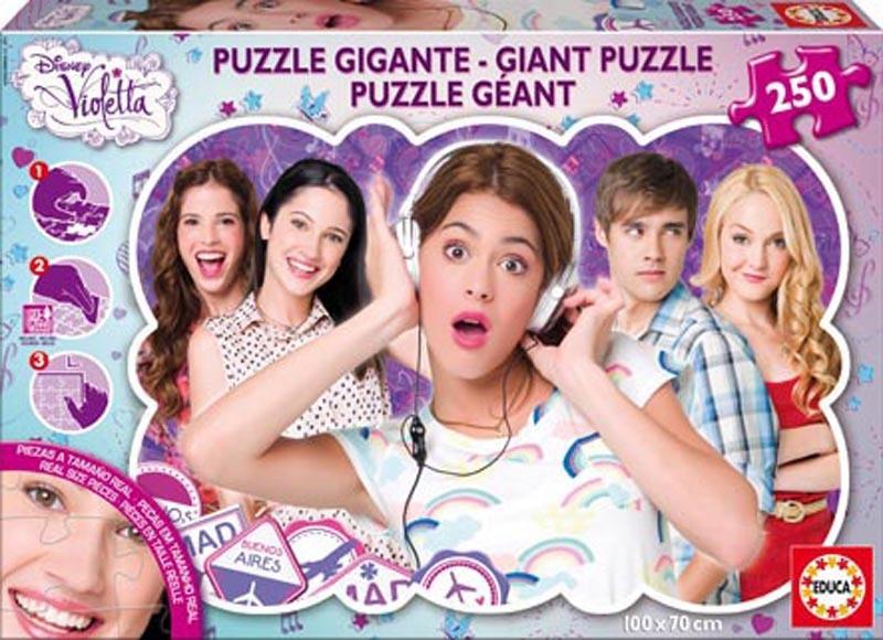 Puzzle Educa Violetta 250 de 250 Piezas