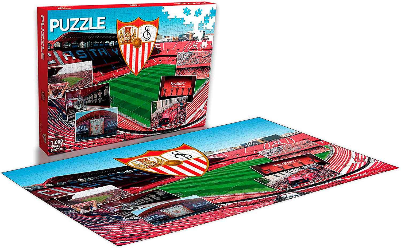 Puzzle ElevenForce Sevilla FC de 1000 Piezas