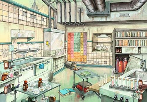 Puzzle Escape Ravensburger Escapar del Laboratorio de 368 Piezas