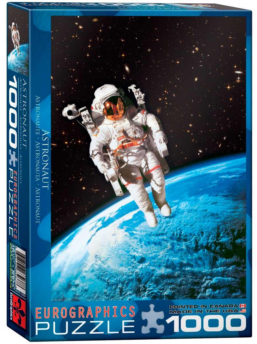 Puzzle Eurographics Astronauta de 1000 Pzas