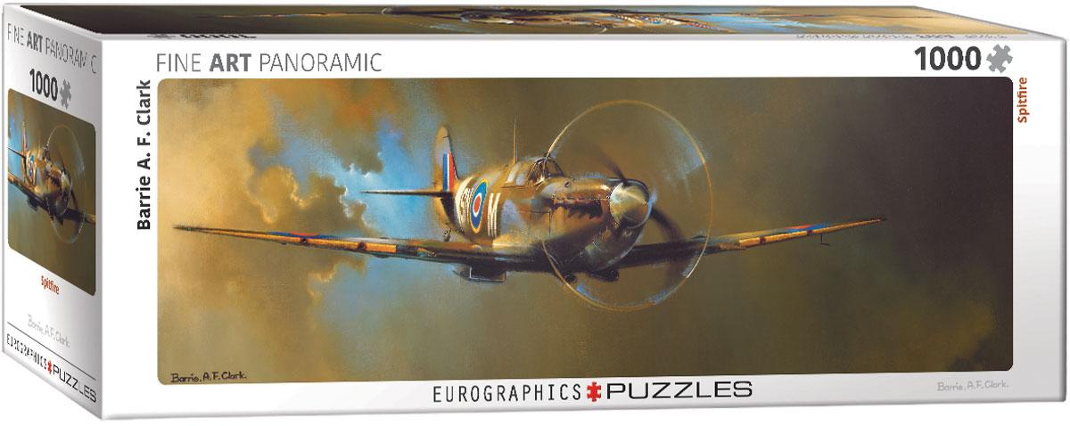 Puzzle Eurographics Avión Spitfire  de 1000 Piezas