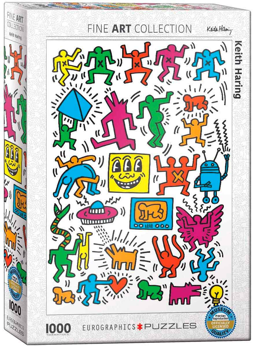 Puzzle Eurographics Collage de 1000 Piezas