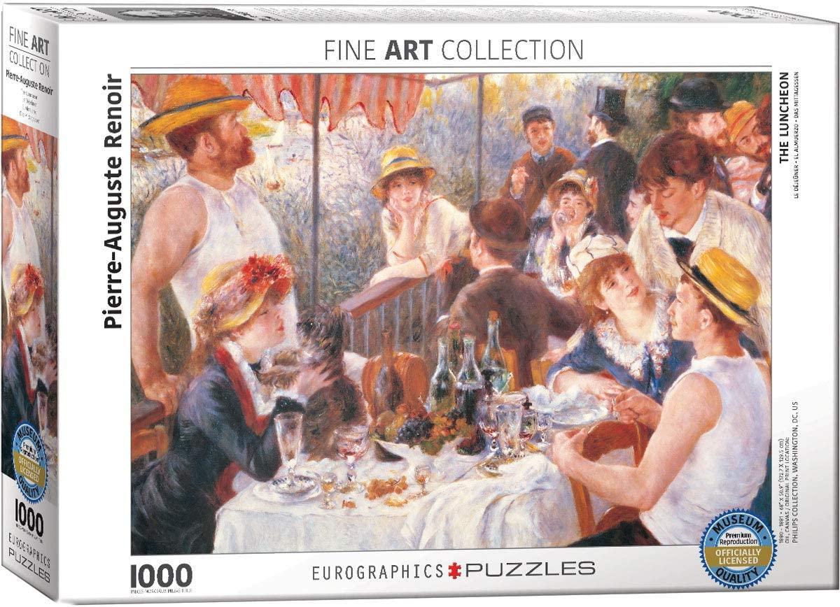 Puzzle Eurographics El Almuerzo de 1000 Piezas