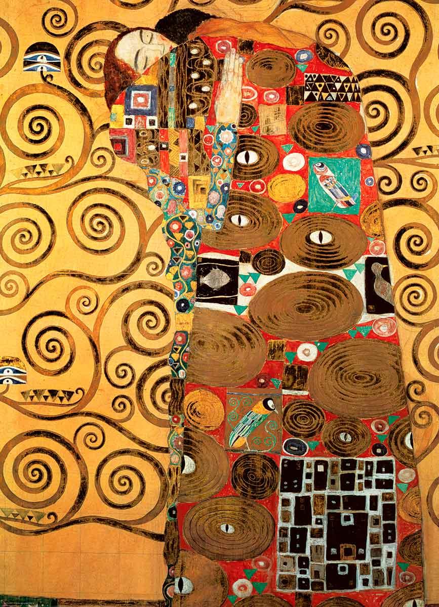 Puzzle Eurographics El Cumplimiento de 1000 Piezas
