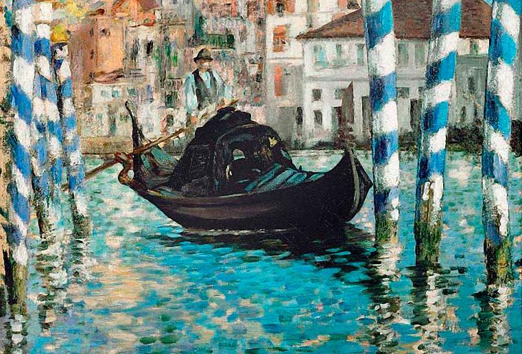 Puzzle Eurographics El Gran Canal de Venecia de 1000 Piezas