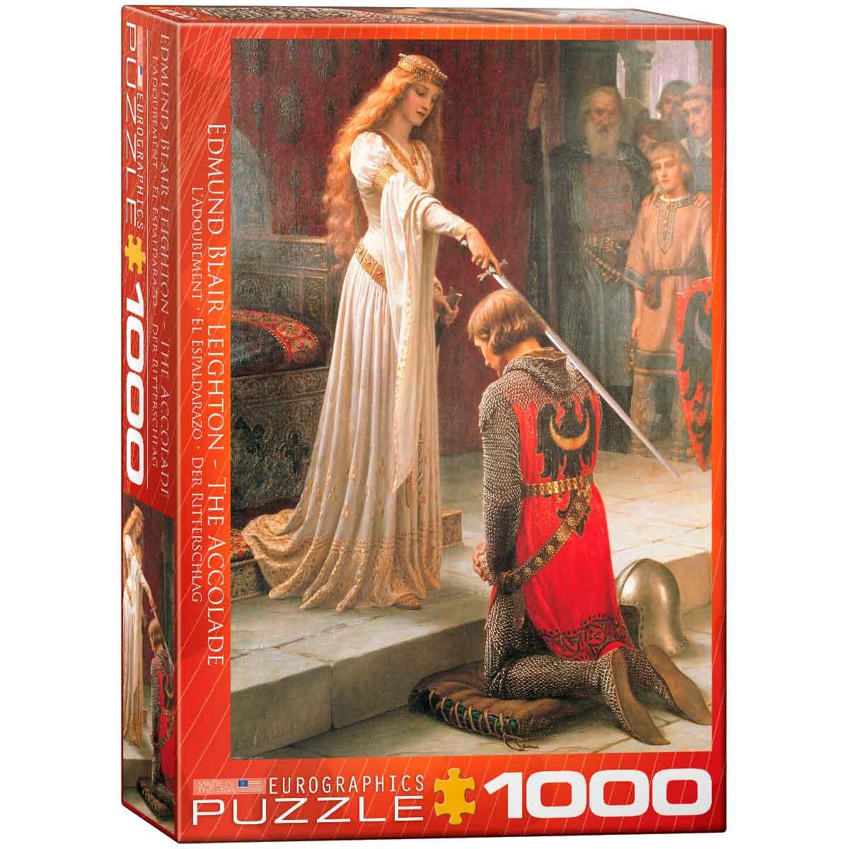 Puzzle Eurographics El Nombramiento de 1000 Piezas