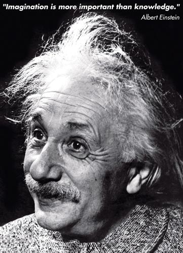 Puzzle Eurographics Imaginación de Einstein de 1000 Piezas