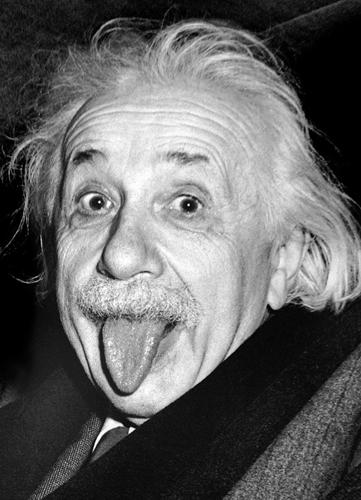 Puzzle Eurographics Lengua de Einstein de 1000 Piezas