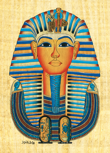Puzzle Eurographics Máscara de Tutancamon de 1000 Piezas