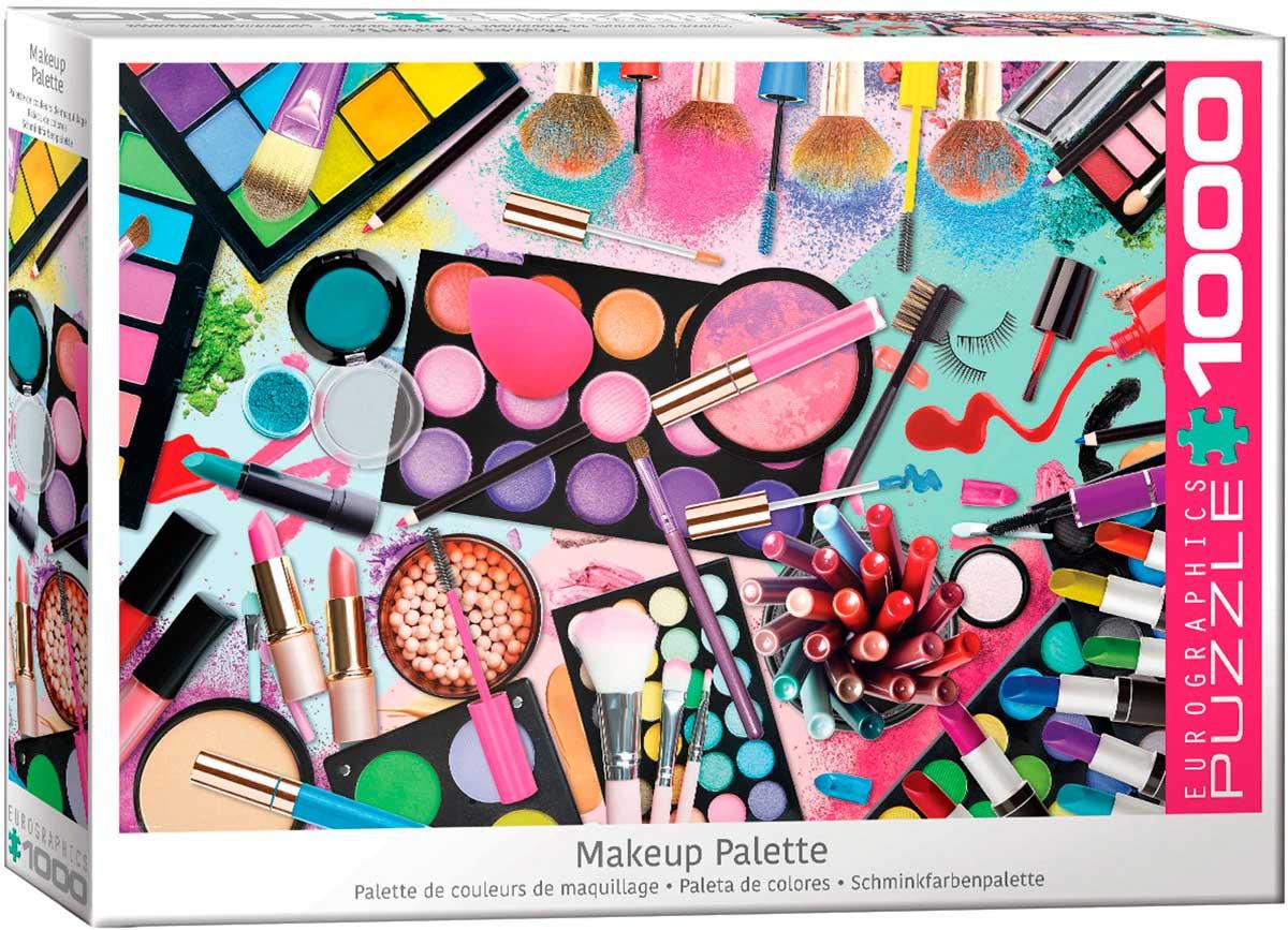 Puzzle Eurographics Paleta de Colores de 1000 Piezas