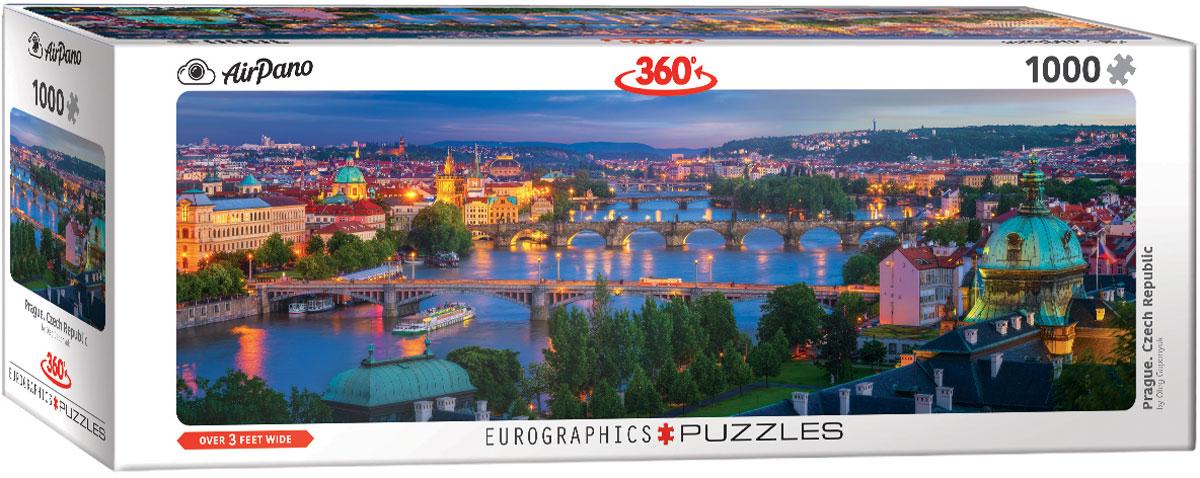 Puzzle Eurographics Praga, Rep. Checa de 1000 Piezas