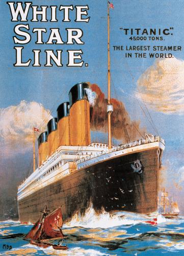 Puzzle Eurographics Titanic de 1000 Piezas
