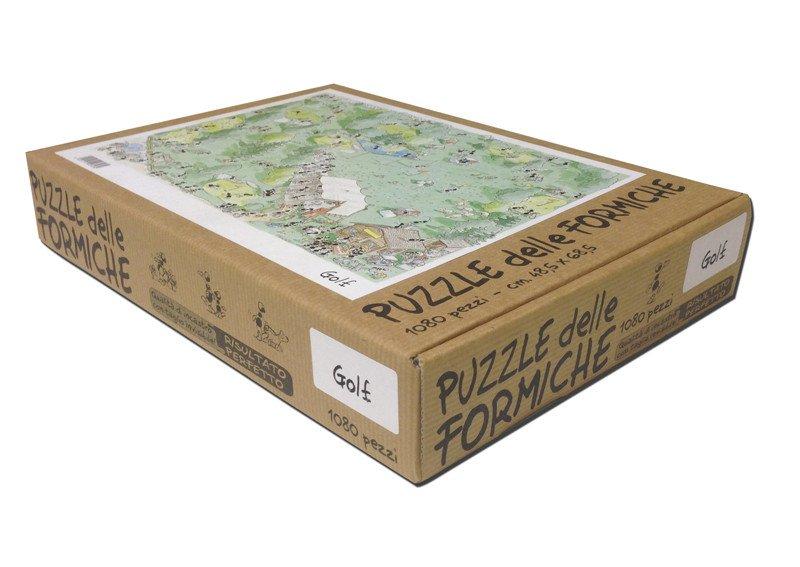 Puzzle Fabio Vettori Romeo y Julieta de 1080 Piezas