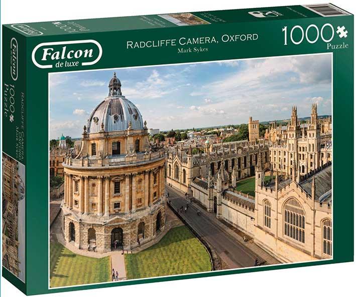 Puzzle Falcon Cámara Radcliffe de Oxford de 1000 Piezas