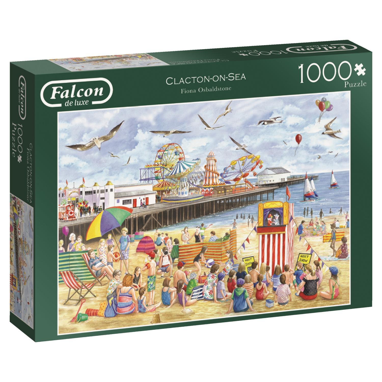 Puzzle Falcon Clacton en el Mar de 1000 Piezas