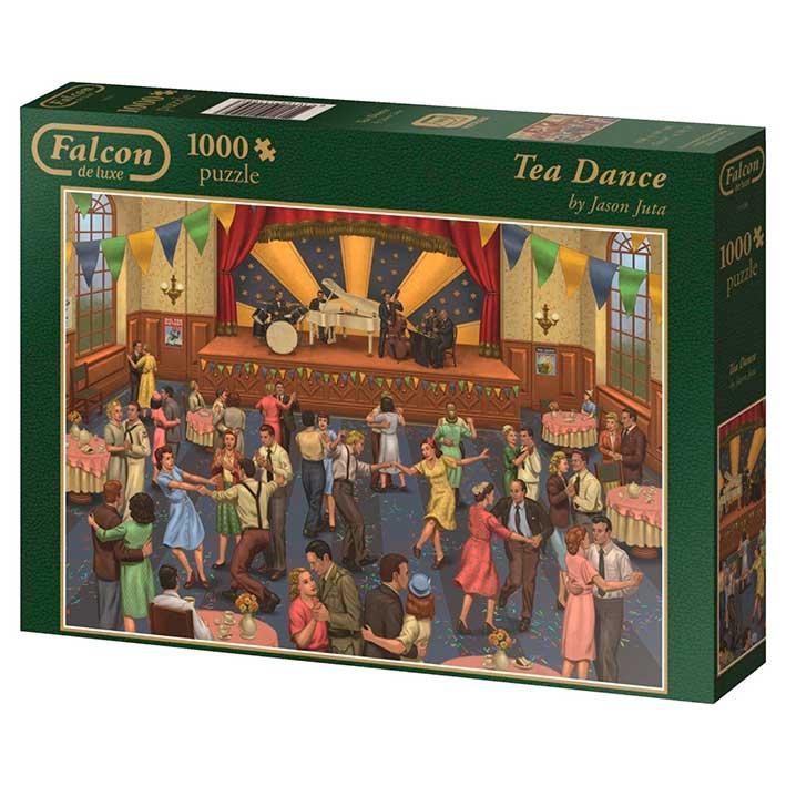 Puzzle Falcon El Baile del Té de 1000 Piezas