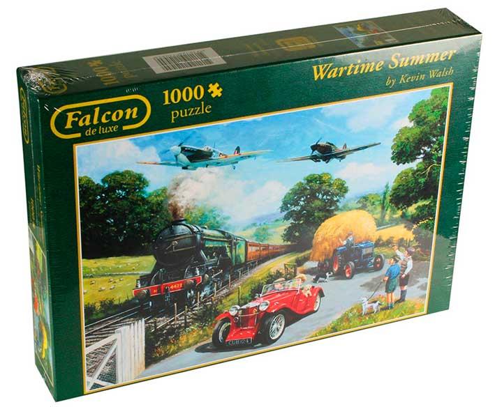 Puzzle Falcon El Verano de la Guerra 1000 Piezas