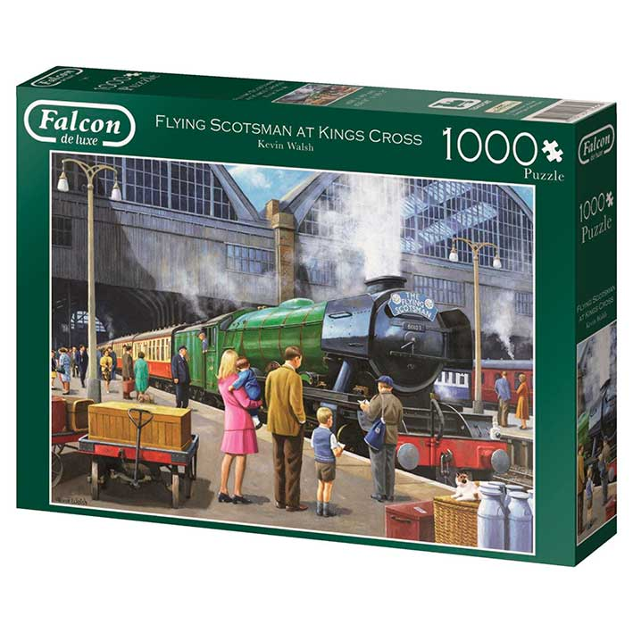 Puzzle Falcon Flying Scotsman de 1000 Piezas