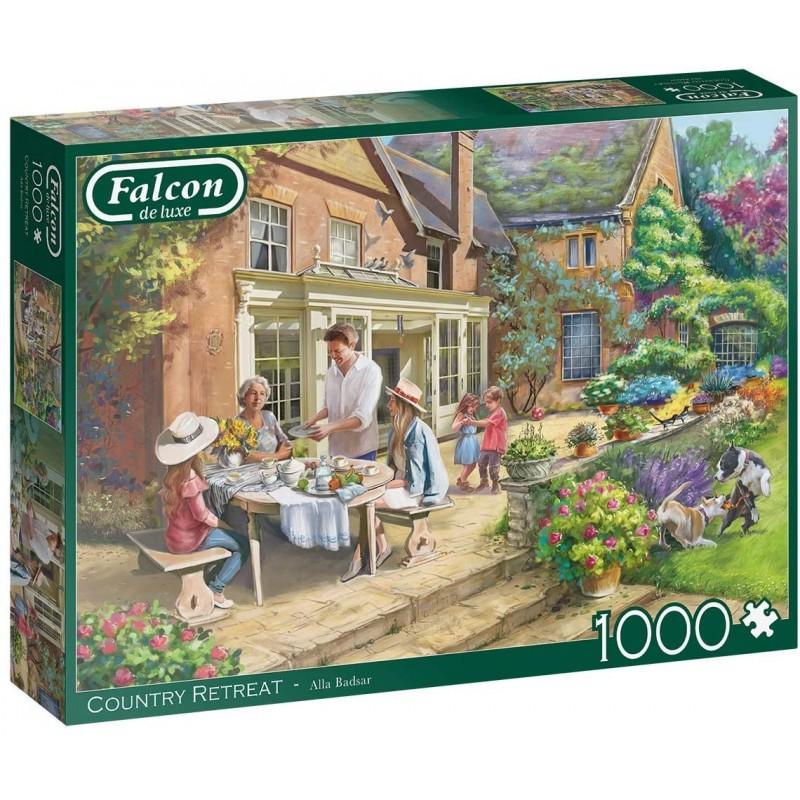 Puzzle Falcon La Casa de Campo de 1000 Piezas