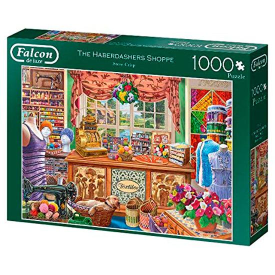 Puzzle Falcon La Tienda de Artículos de 1000 Piezas