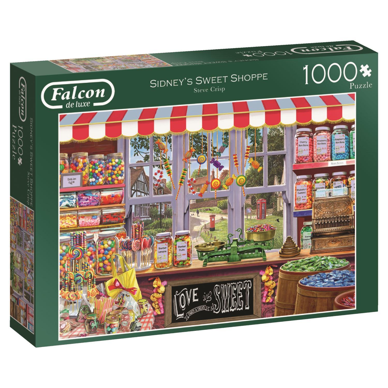 Puzzle Falcon La Tienda de Dulces de Sidney de 1000 Pzs
