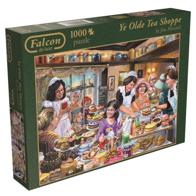 Puzzle Falcon La Tienda de Tartas  de 1000 Piezas