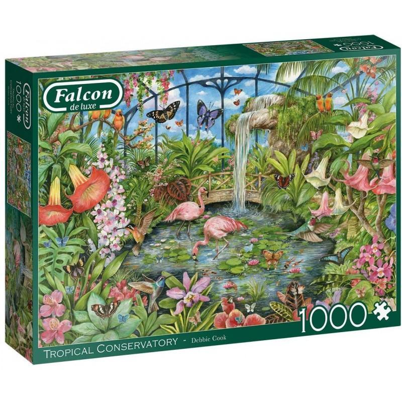 Puzzle Falcon Reserva Tropical de 1000 Piezas