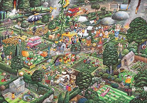 Puzzle Gibsons I Love, El Jardín de 1000 Piezas