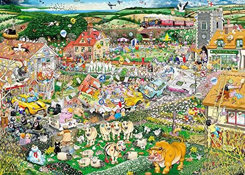Puzzle Gibsons I Love, La Primavera de 1000 Piezas
