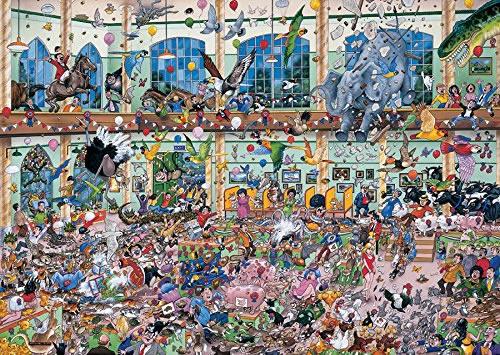 Puzzle Gibsons I Love, Los Animales de 1000 Piezas