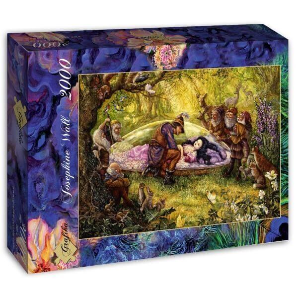 Puzzle Grafika Blancanieves de 2000 Piezas